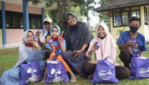 Bantu Penuhi Kebutuhan Gizi Anak Terlantar, Cadbury Buat Kampanye