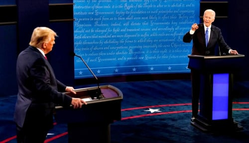 Menerawang Pilpres AS dari Kacamata Orang Indonesia, Coblos Biden atau Trump?