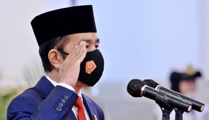 Ternyata Oh Ternyata, Orang Arab Sangat Menghormati Jokowi