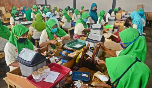 Bupati Tegal Harap Tarif Cukai SKT Tak Naik Tahun Depan
