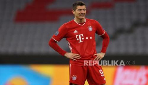 Lewandowski Ukir Trigol saat Bayern Benamkan Frankfurt