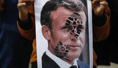 Yang Mau Demo Pernyataan Presiden Macron, Tolong Tertib Ya...