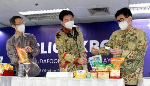 Kinerja membaik, Garudafood Catat Pertumbuhan Positif di Kuartal I-2021