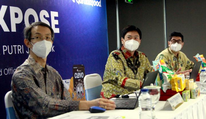 Tajir Melintir! Bos Garudafood Habiskan Miliaran Rupiah dalam Sehari Buat Borong Saham