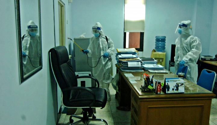 UANG PDAM Tirta Pakuan Bogor Tutup Sementara karena Empat Pegawainya Positif Corona