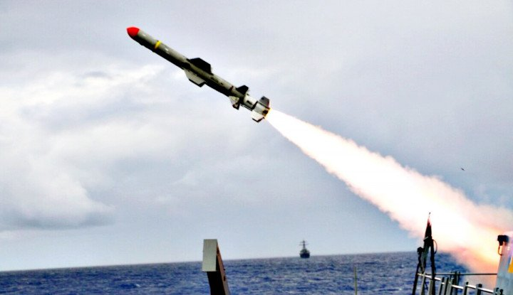 Upgrade Pertahanan Udara, India Terima Rudal Anti-kapal Seharga USD82 juta dari Amerika