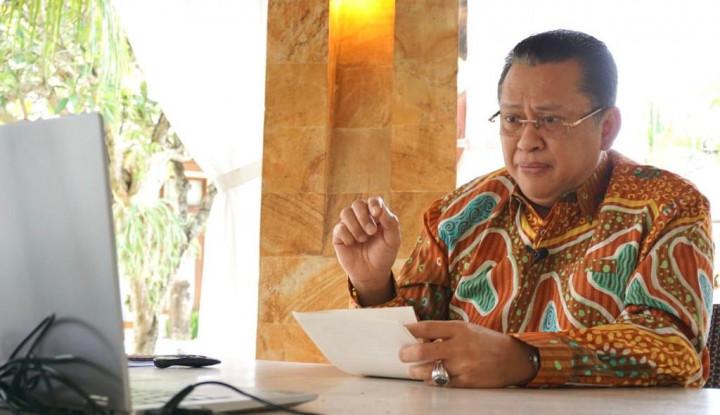 Bamsoet: Perlu Dukungan Semua Pihak Pulihkan Ekonomi Indonesia