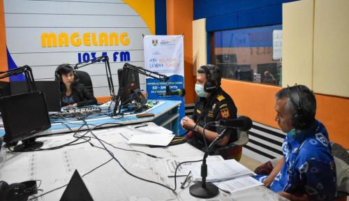 Lewat Talkshow Radio, Bea Cukai Magelang Paparkan Ciri Rokok Ilegal