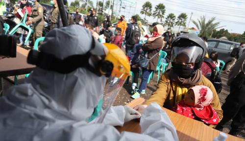 Nah Kan! Puluhan Wisatawan di Puncak Jawa Barat Reaktif Covid-19