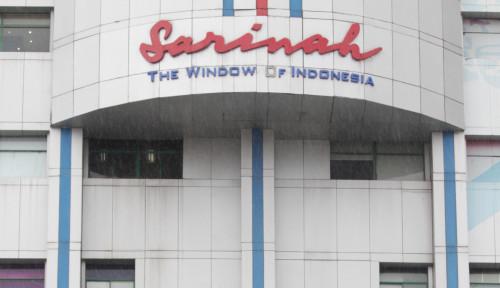 Erick Thohir: Sarinah akan Jadi Tulang Punggung UMKM, Brand Lokal, dan Ultramikro