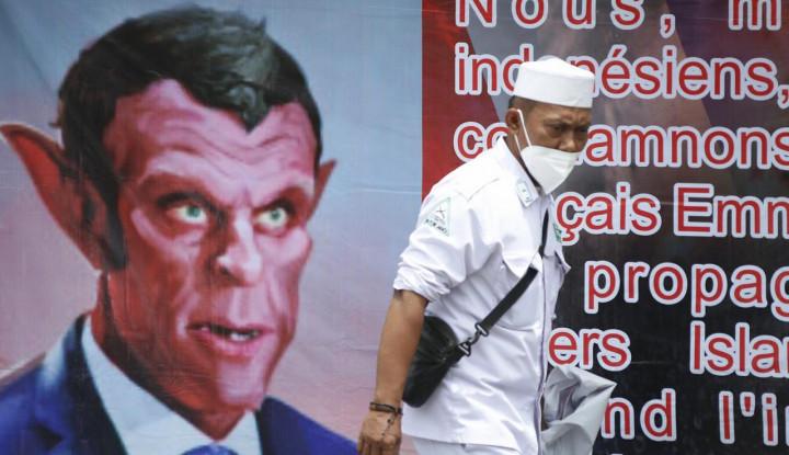 Dengar Nih, Dubes Prancis di Indonesia Bilang Macron Gak Punya Niat Musuhi Islam