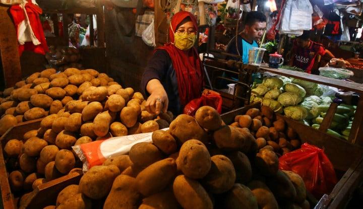 Kemenkop-UKM Gandeng Startup Lokal Bina Pasar Rakyat Rambah Online
