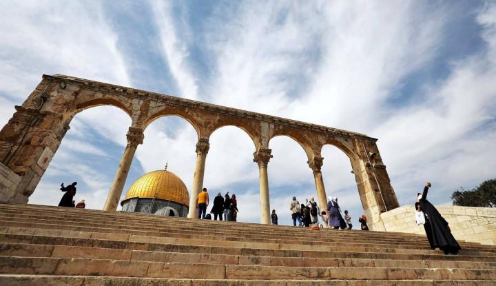 Latar Belakangnya Sayap Kiri, Mampukah Bennett Lawan Amerika Soal Permukiman Palestina?