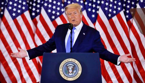 Gak Kenal Kalah! Kubu Trump Kumpulkan Uang dari Orang-Orang Tajir untuk Pemilu Ulang!