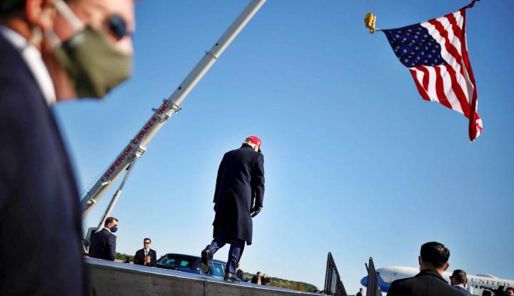 Sasar Michigan, Tim Kampanye Trump Bakal Ajukan Gugatan Baru