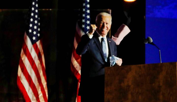 Putin Beri Selamat ke Biden, Tunggu Hasil Resmi Pilpres AS