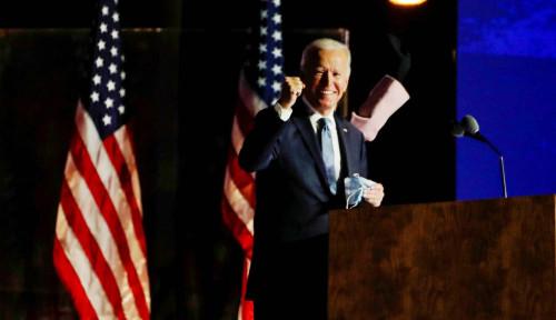 Pemimpin Negara-negara Arab Kasih Selamat dan Harapan buat Joe Biden, Penasaran?
