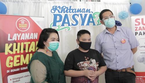 Sunat Aman dan Nyaman di Tengah Pandemi, Mahdian Klem Berikan Solusi