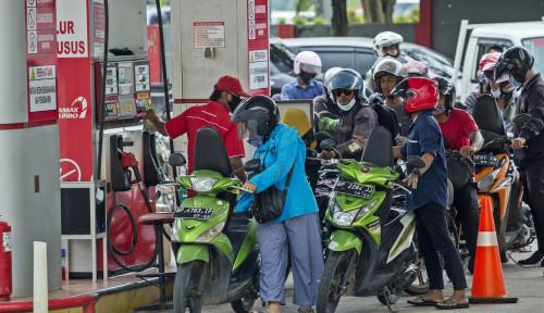 Ampun Deh Ampun! BBM Naik, Pertalite Jadi Rp7.850 Per Liter, Harga BBM Lainnya..