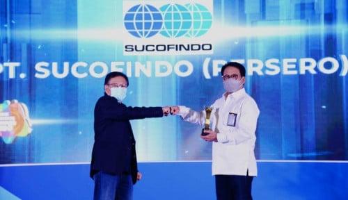 SUCOFINDO Raih Global Branding & Marketing Award International Appreciation
