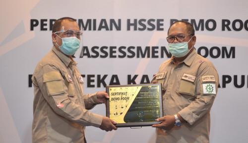 Resmikan HSSE Demo Room, PTK Bidik Zero Fatality