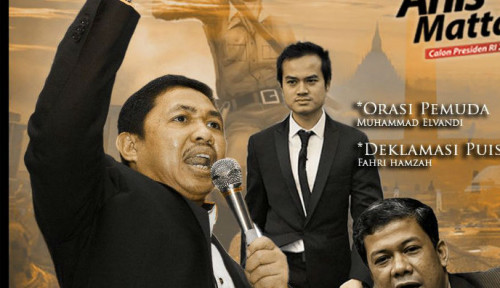 Habib Rizieq 'Come Back', Anis Matta: Waktunya Rekonsiliasi Bangsa
