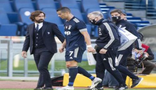 Na'as, Juventus Kena Sial Dua Kali Pekan Ini