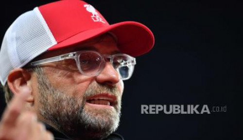 Klopp: Liga Inggris Bukan Lomba Antara Liverpool dan City