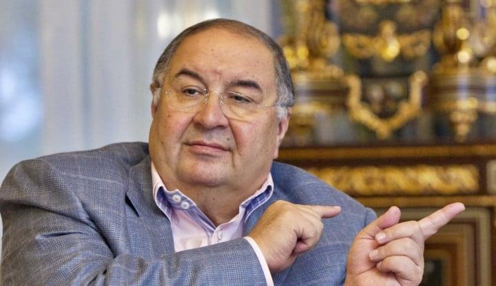 Foto Berita Kisah Orang Terkaya: Alisher Usmanov, Oligarki Muslim Rusia Berharta Rp225 Triliun