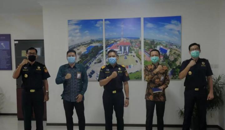 Bantu Pembiayaan UKM hingga Rp500 M, Indonesia Eximbank Gandeng Bea Cukai Batam