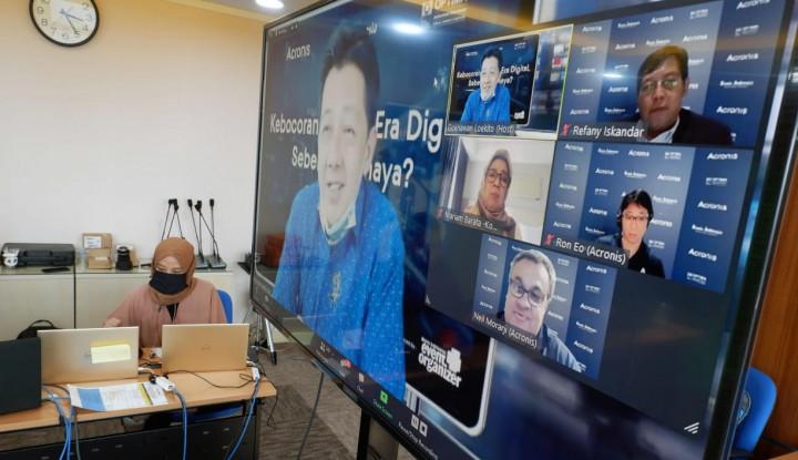 Acronis Cyber Protect Perkuat Bisnis di Tanah Air