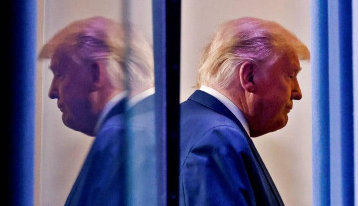 Setop Jadi Orang Nomor 1 di Amerika, Begini Kata Donald Trump