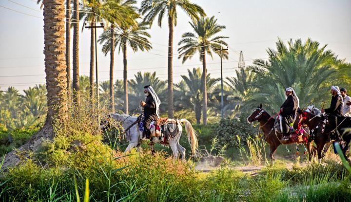 30 Tahun Tutup, Perbatasan Arab Saudi-Irak Dibuka Lagi