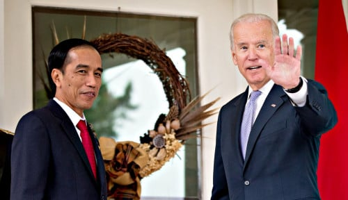 Soal Penanganan Covid-19, Biden Berpesan ke Jokowi: Ini Krisis All-Hands-On-Deck