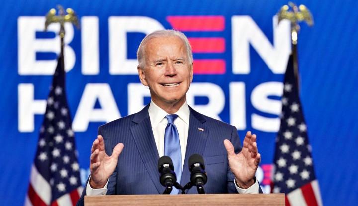 Joe Biden Mulai Calling-calling Pemimpin Negara-negara Asia