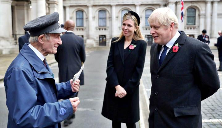 Boris Johnson Jalani Isolasi Mandiri Lagi, Penyebabnya Habis Ketemu...