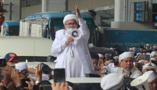 Ini Dia Balasan Habib Rizieq ke Novianto