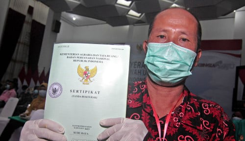 Dibantu KPK dan BPN, PLN Amankan 457 Persil Tanah di Lampung