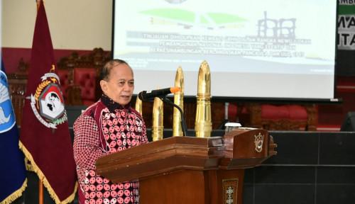 Hadiri FGD di Unhan, Syarief Hasan Serap Aspirasi Akademisi Terkait GBHN