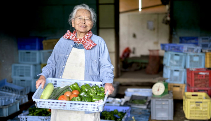 Rahasia Umur Panjang Orang Jepang Terungkap, Aturan 80 Persen Ini Kuncinya!
