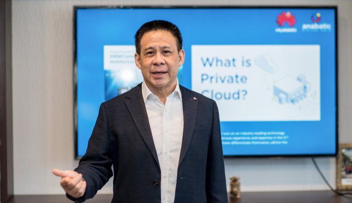 ATIC Gak Main-main! Bersama Huawei, Anabatic Tawarkan Jaringan Buat Perbankan