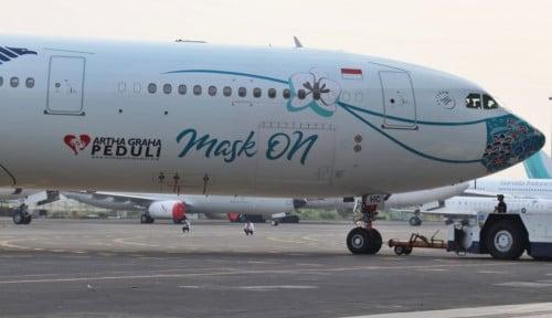 Arab Saudi Tutup Semua Akses Masuk, Garuda Indonesia Batalkan Penerbangan ke Jeddah