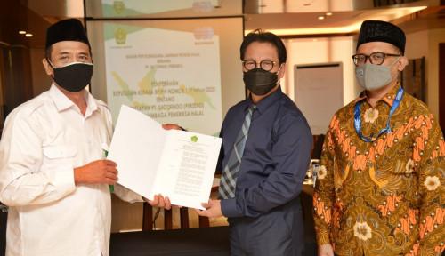 Sucofindo Resmi Jadi Lembaga Pemeriksa Halal (LPH)