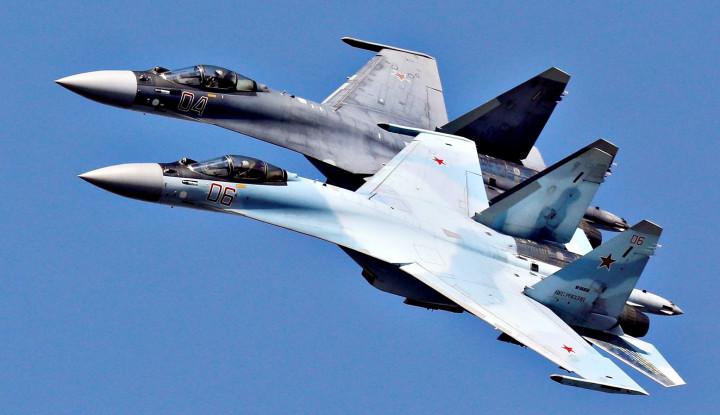 Gak Ada Respons Negatif, Rusia Lanjut Pengadaan Sukhoi Su-35 ke RI