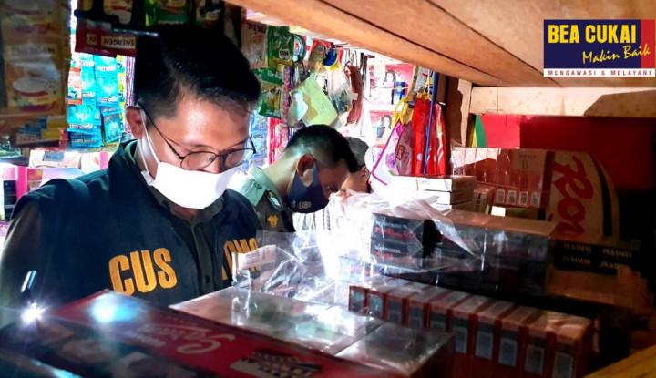 Tekan Peredaran Rokok-Miras Ilegal, Bea Cukai Tingkatkan Sinergi dengan Instansi Berbagai Daerah