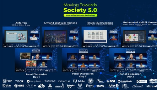 Era Society 5.0, Apa Bedanya dengan Industry 4.0?