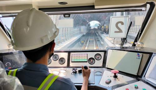 Pembangunan LRT Jabodebek Hampir 80%, Kolaborasi 4 BUMN Semakin Advance