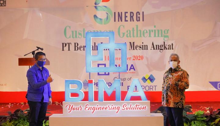 Dirut Pelindo III: Technology Leadership Kunci Menangkan Persaingan