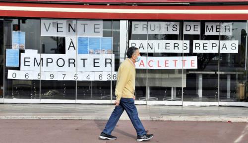 Pakar Nasehati Prancis untuk Segera Ambil Langkah Penguncian, Seberapa Parah?