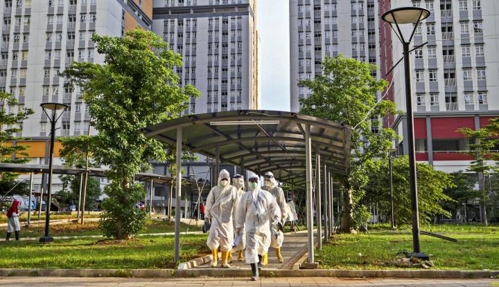 Kasus Corona di Jakarta Makin Menghkawatirkan